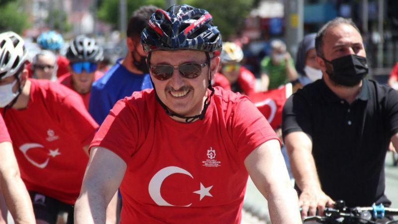 Kocaeli Haber - Pedallar 19 Mayıs için Çevrildi
