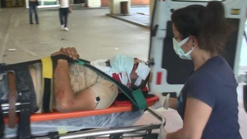 Kocaeli Haber - Otomobilin Çarptığı Bisikletli Vatandaş Ağır Yaralandı