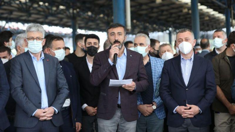 İHH Kocaeli Başkanı Yeşildal, İlk Defa Bayramda Gözyaşına Boğmadılar