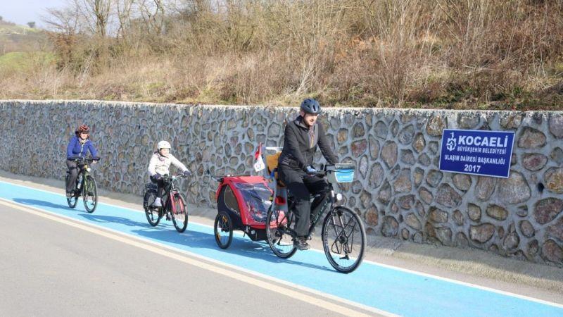 Kocaeli Haber - Bisiklet Ulaşımı Yaygınlaştırma Çalışmaları