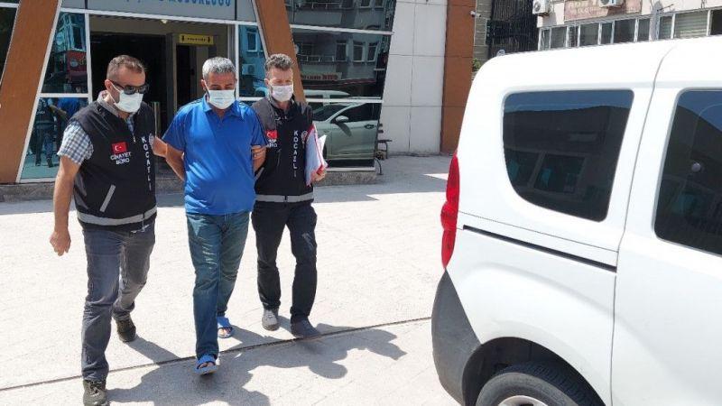 Kocaeli haber -  Aracıyla polis noktasına dalan sürücü tutuklandı