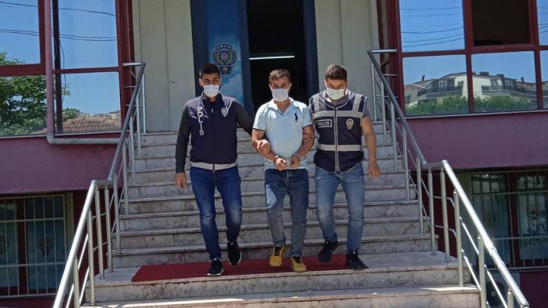 Kocaeli Haber - 15 Yıl Hapis Cezasına Çarptırılan Zanlı Yakalandı