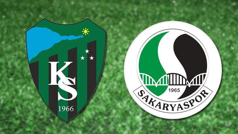 Kocaelispor Sakaryaspor maçı şifresiz izlenebilecek