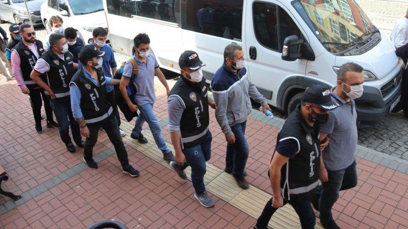 Kocaeli Haber - FETÖ Şüphelisi 6 Kişiden 1'i Tutuklandı