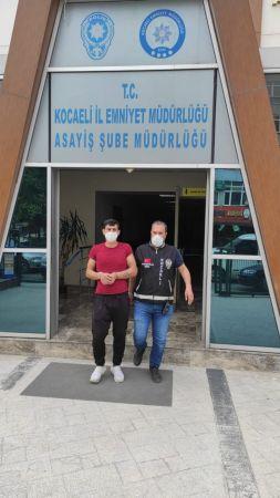 Kocaeli Haber - 17 Yıl Hapis Cezası ile Aranan Hırsız Yakalandı