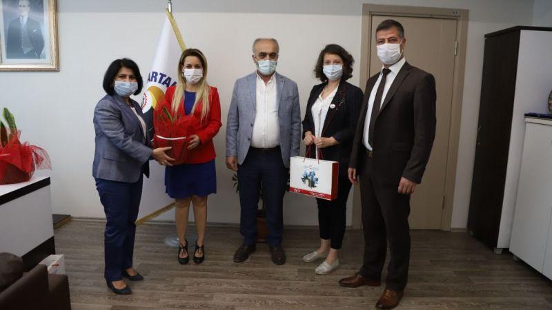 Kocaeli Haber - İzmit Belediyesi Kartal'ın kreşlerini yerinde inceledi