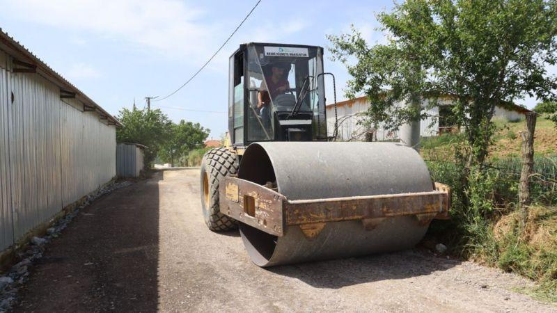 Kocaeli Haber - İzmit Belediyesi'nden Gökçeören'e yeni yol