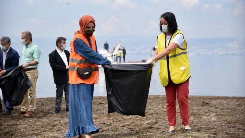 Kocaeli Haber - Başiskele'de Deniz Temizliği Seferberliği