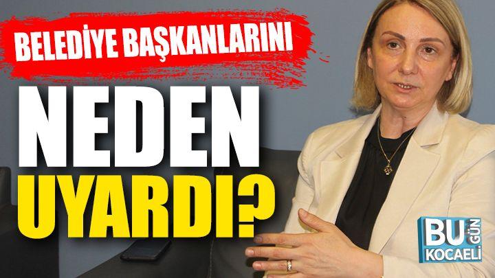 Emine Zeybek, Belediye Başkanlarını Hangi Konuda Uyardı?