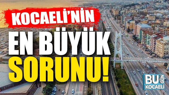 """Emine Zeybek; """"Kocaeli'de en büyük sorun ulaşım"""""""