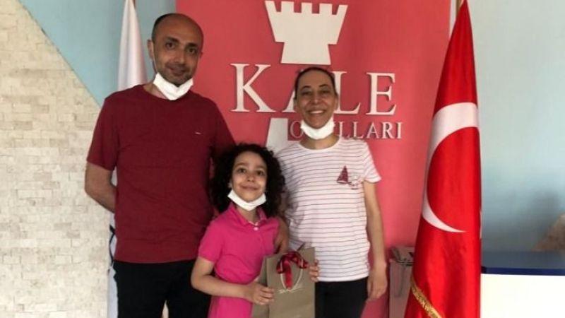 Kale Okullarının Şeker Tadında Ödülleri Sahiplerini Buldu!