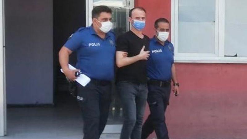 12 Yıl Hapis Cezası İle Aranan Zanlı Yakalandı