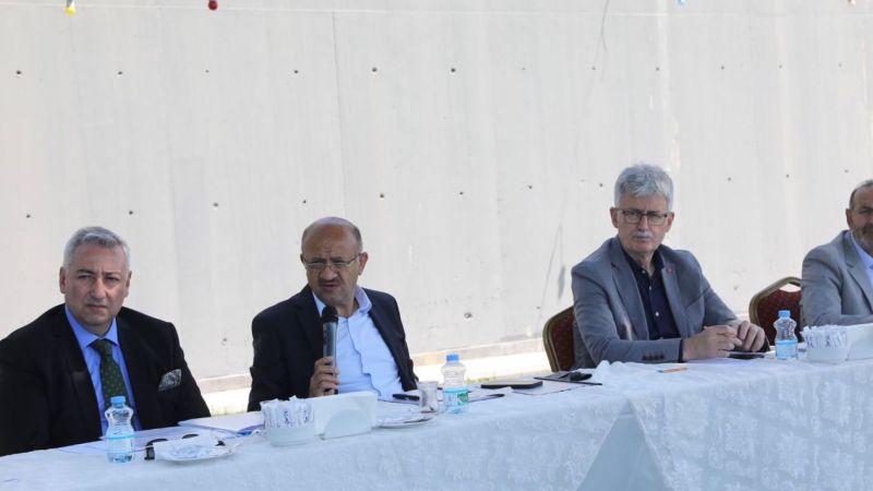 Kocaeli Haber -Ak Parti Kapsamlı SEDAŞ Toplantısını Yüz Yüze Yaptı