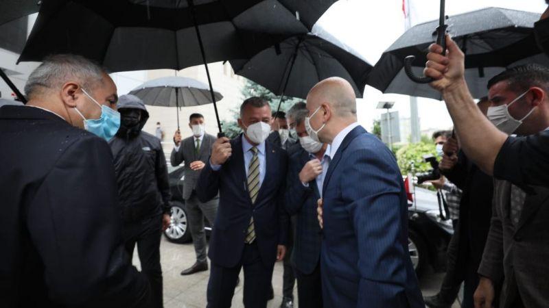 Bakan Karaismailoğlu  Kocaeli'de Metro Açılışına Geldi