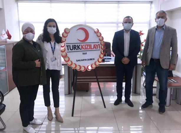 Özel Adatıp Hastanesinden 'Kan Bağışçıları Günü'nde anlamlı ziyaret