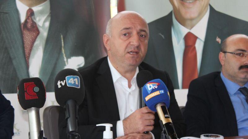 """Muzaffer Bıyık; """"Darıca'da 100 Milyon TL Altyapı Yatırımı Yapılacak"""""""