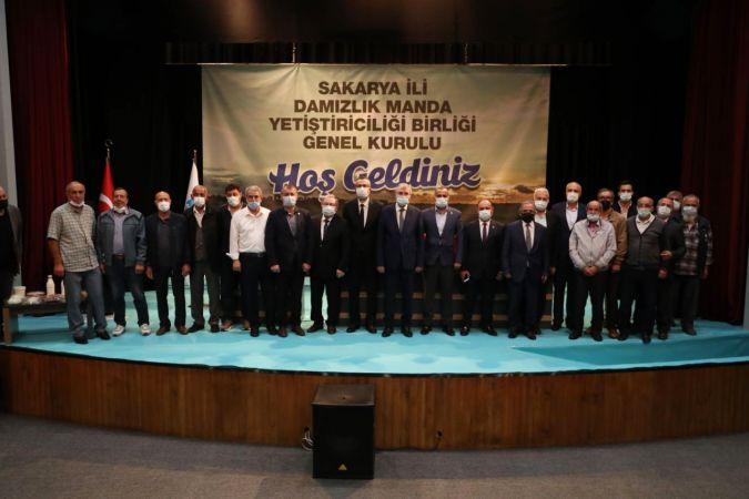 """Başkan Ekrem Yüce: """"Sakarya'da hayvancılığa ivme katacak bir tesis kuruyoruz"""""""