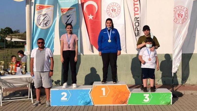 Kağıtsporlu Atıcılar, Türkiye Şampiyonası'ndan Başarılar ile Döndü