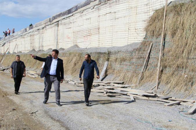 Vakıf Köprüsü yeniden hizmete açıldı