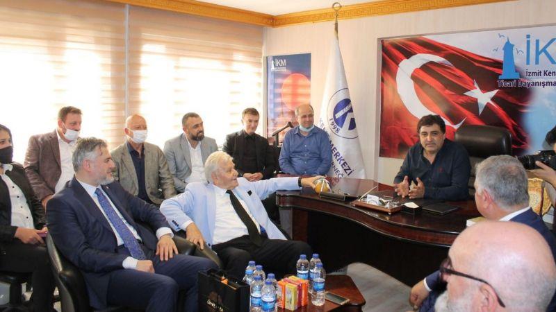 Kocaeli haber- İKM Başkanı Öztürk: Erbakan'ı da ağırlamak isteriz