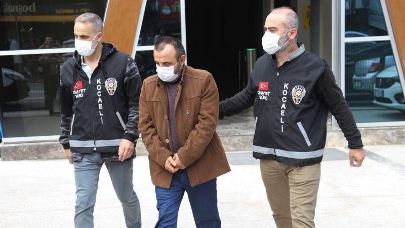 Kocaeli Haber - Cinayet Zanlısıyla Birlikte Cesedi Gömen Baba ve Oğlu da Tutuklandı