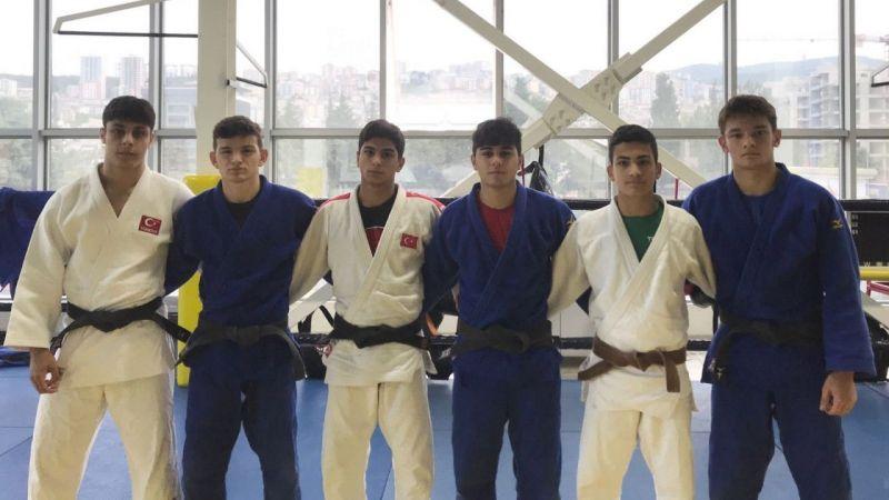 Kocaeli Haber - Kağıtsporlu Judocular Avrupa Arenasında