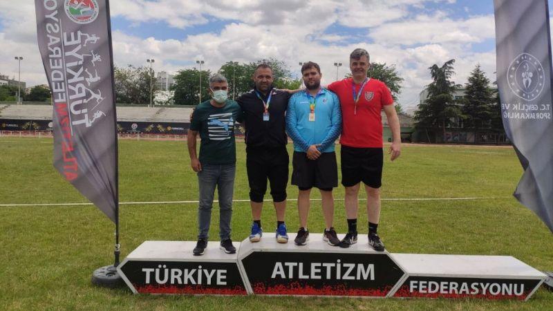 Kocaeli Haber - Darıcalı Özel Sporcudan İki Altın Madalya