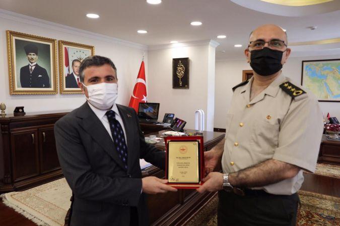 Albay Bayrı daire başkanlığı görevine atandı