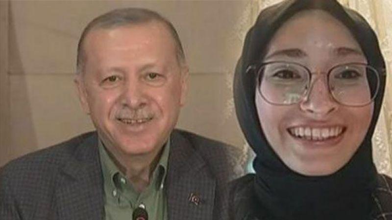Kocaeli haber- Kocaelili gençten Cumhurbaşkanı Erdoğan'ı gülümseten soru