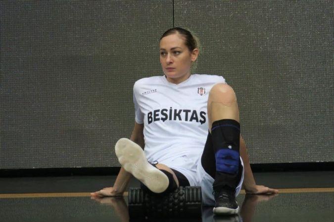 İzmit Belediyespor, Ukraynalı Viktoria Mircheva'yı transfer etti
