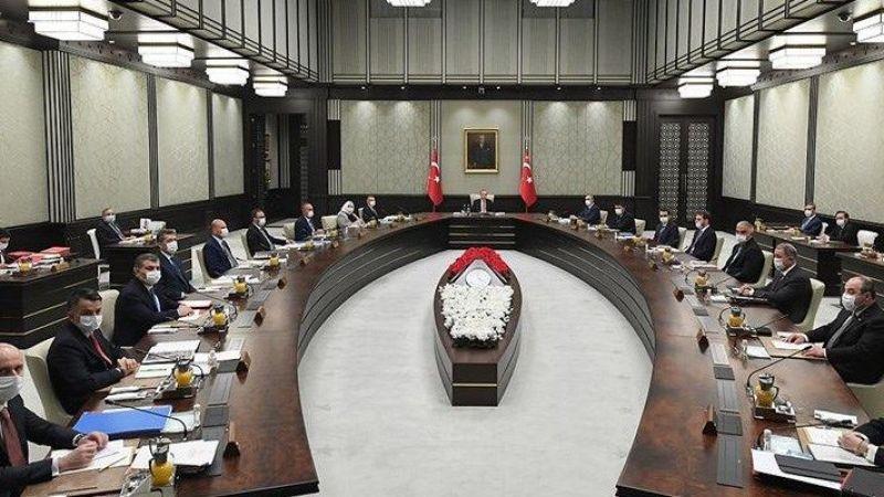 Cumhurbaşkanlığı Kabinesi toplandı! Gözler Beştepe'de...
