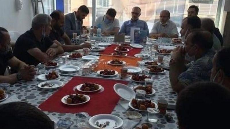 Kocaeli haber - Ak Parti Gebze'de Türk Bayrağı'na Saygısızlık!