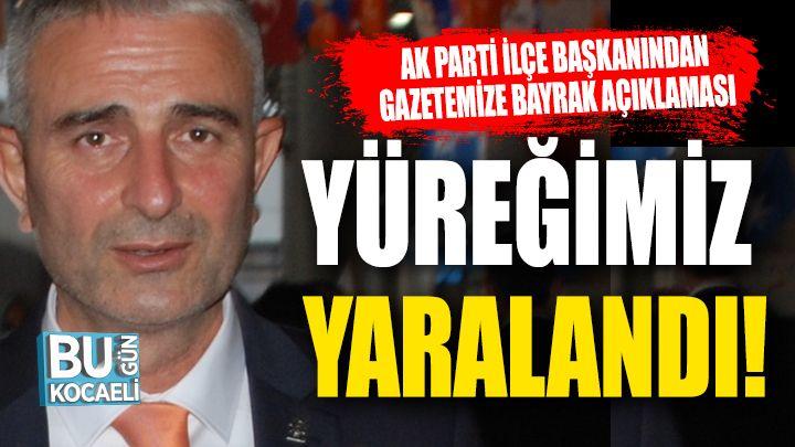 Ak Parti Gebze İlçe Başkanı O Fotoğraflar İçin Özür Diledi!