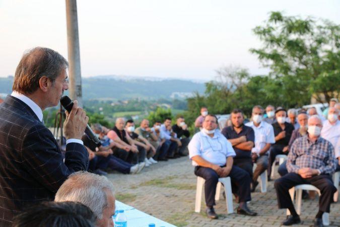 Serdivan Belediye Başkanı Yusuf Alemdar: