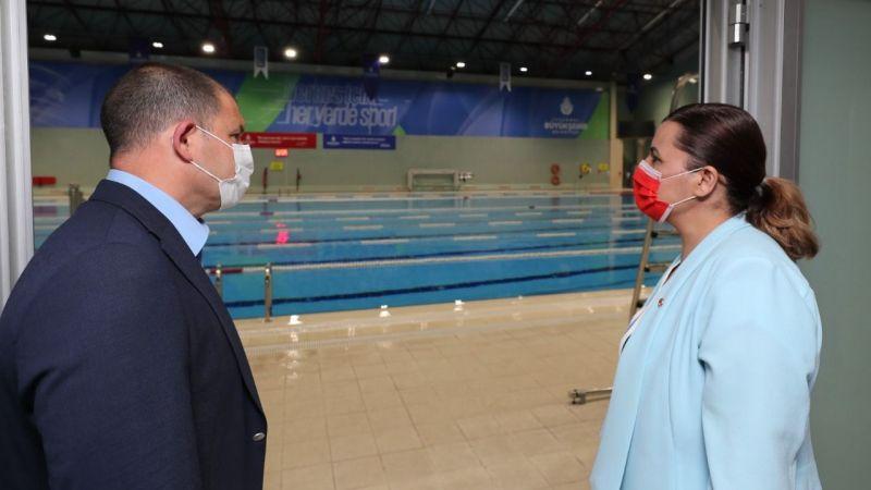 Kocaeli Haber - Hürriyet Spor İstanbul A.Ş. ile Sportif Aktiviteleri Görüştü