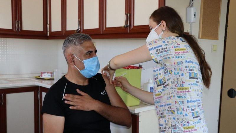 Kocaeli Haber - İzmit Belediyesi Personelleri Aşılarını Oldu