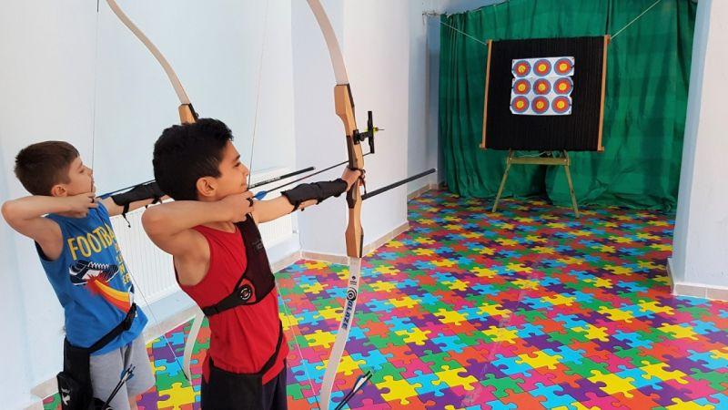 Kocaeli Haber - Çocuk Trafik Eğitim Parkı'nda Eğitimler Sürüyor
