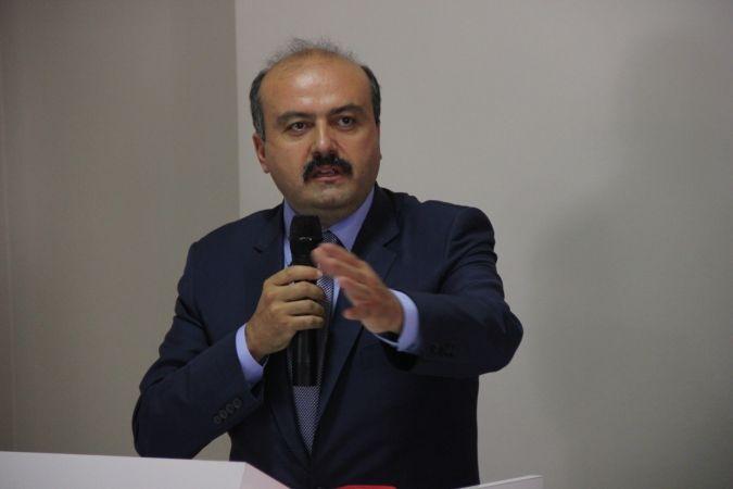 Tarım ve Orman Bakan Yardımcısı Fatih Metin: