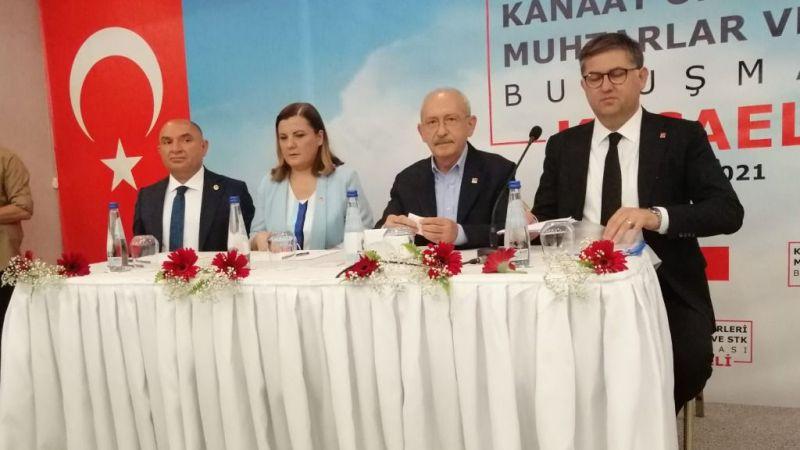 Kemal Kılıçdaroğlu; KOU'de Adamı Üniversiteden Attılar!