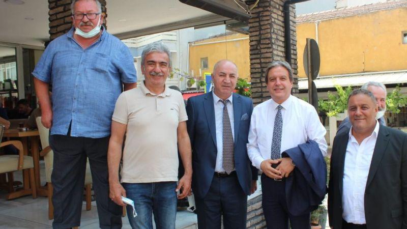 İlçe Başkanları Kılıçdaroğlu'nu Hereke'de bekliyor