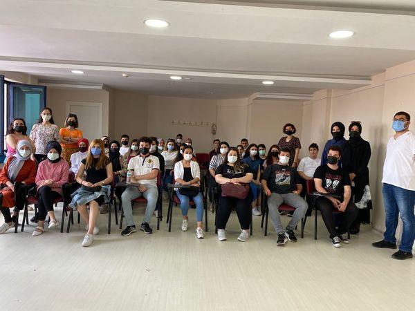 Kocaeli haber- 200 öğrenci İzmit Belediyesinden MEZUN OLDU!