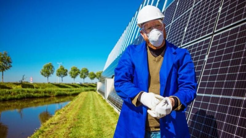 Kocaeli'nde Yenilenebilir Enerji Lisesi Açılıyor