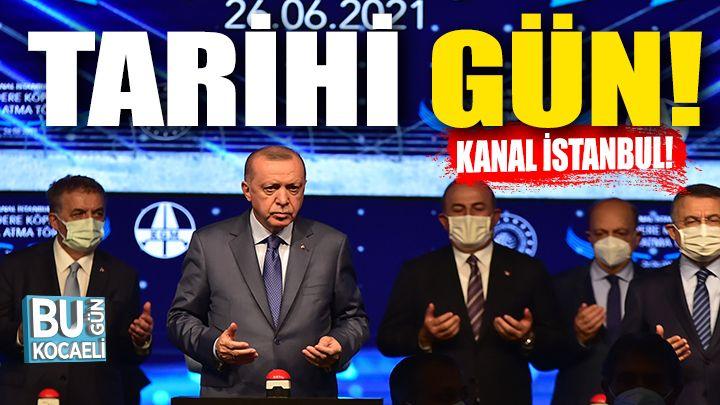 Kanal İstanbul'u 15 milyar dolarla 6 yılda bitireceğiz!