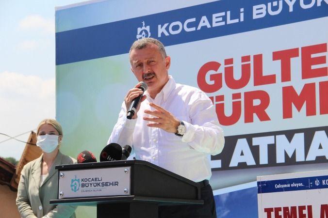 """Tahir Büyükakın, Hürriyet'e Fena Yüklendi; """"Bütçemiz yok diyenlerin vaat ettiklerini yapmaya devam ediyoruz"""""""