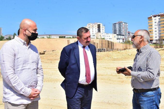 Türkiye'nin 3. büyük millet bahçesinin yapım çalışmaları başladı