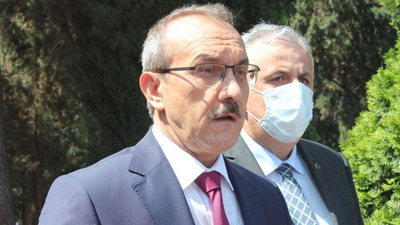 Vali Yavuz, Aşılamada %60 Sınırına Ulaşamadık