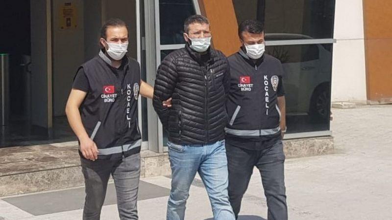 Kocaeli Haber - Husumetlisine Kurşun Yağdırarak Öldüren Şahıs Yurt Dışına Kaçarken Yakalandı