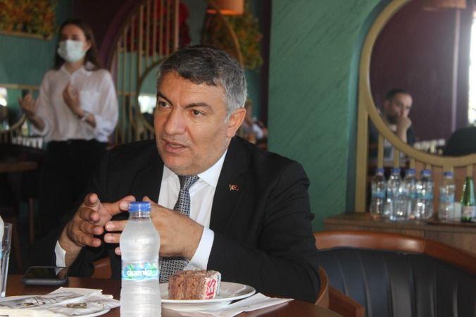Hamza Şayir'den Türkkan Yorumu
