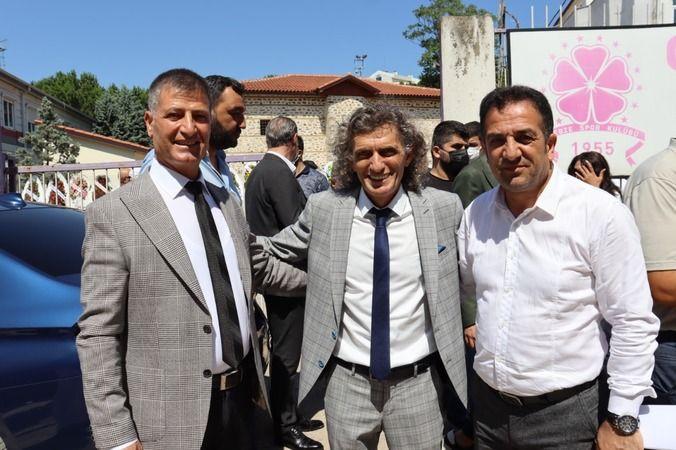 Kocaeli haber- İzmit Belediyesi, Gebzespor'u kongrede yalnız bırakmadı