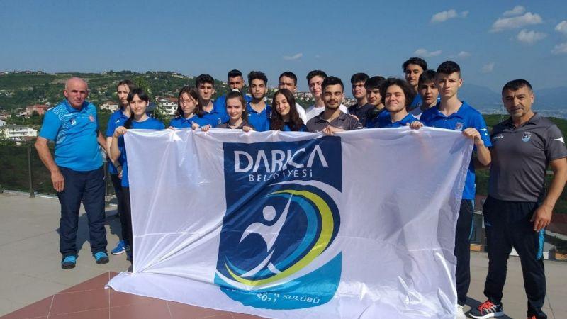 Kocaeli haber - Darıca Belediyesi, Türkiye Şampiyonası'na 18 sporcu ile katılıyor